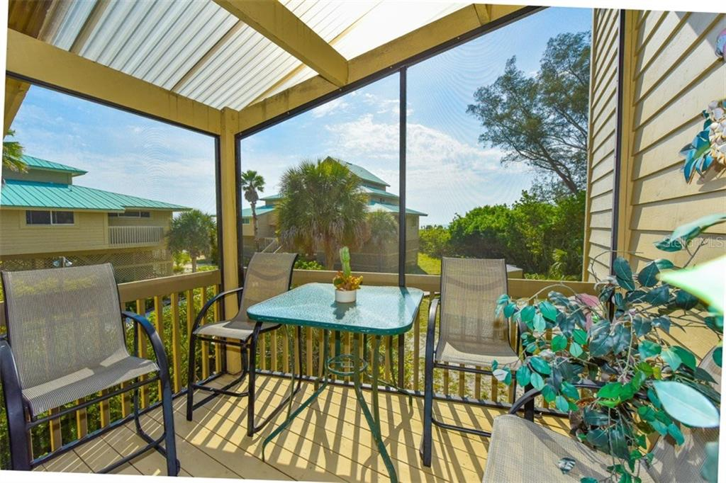 Balcony - Condo for sale at 9200 Little Gasparilla Is #201, Placida, FL 33946 - MLS Number is D5909647