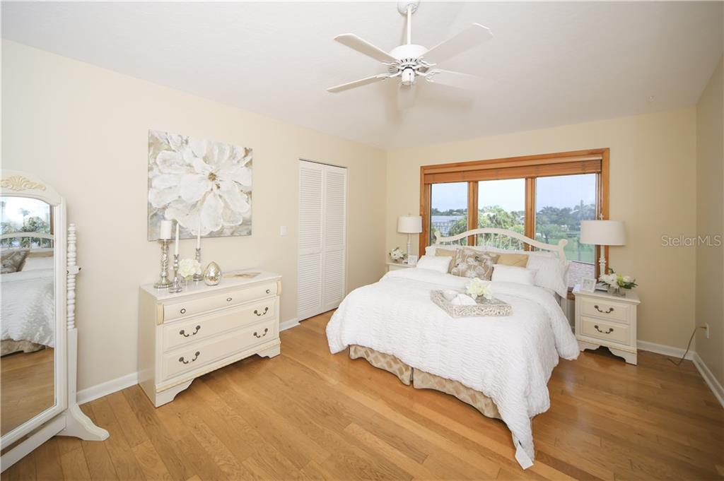 Guest Bedroom - Single Family Home for sale at 1850 Bayshore Dr, Englewood, FL 34223 - MLS Number is D5919513