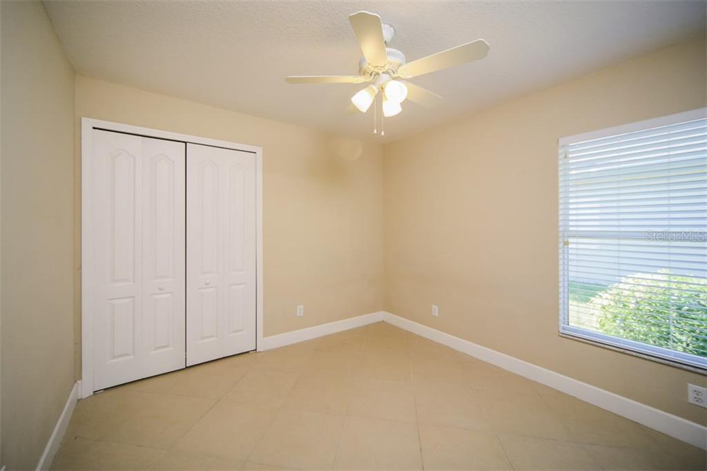 3rd bedroom - Single Family Home for sale at 414 Tomoka Dr, Englewood, FL 34223 - MLS Number is D5919831