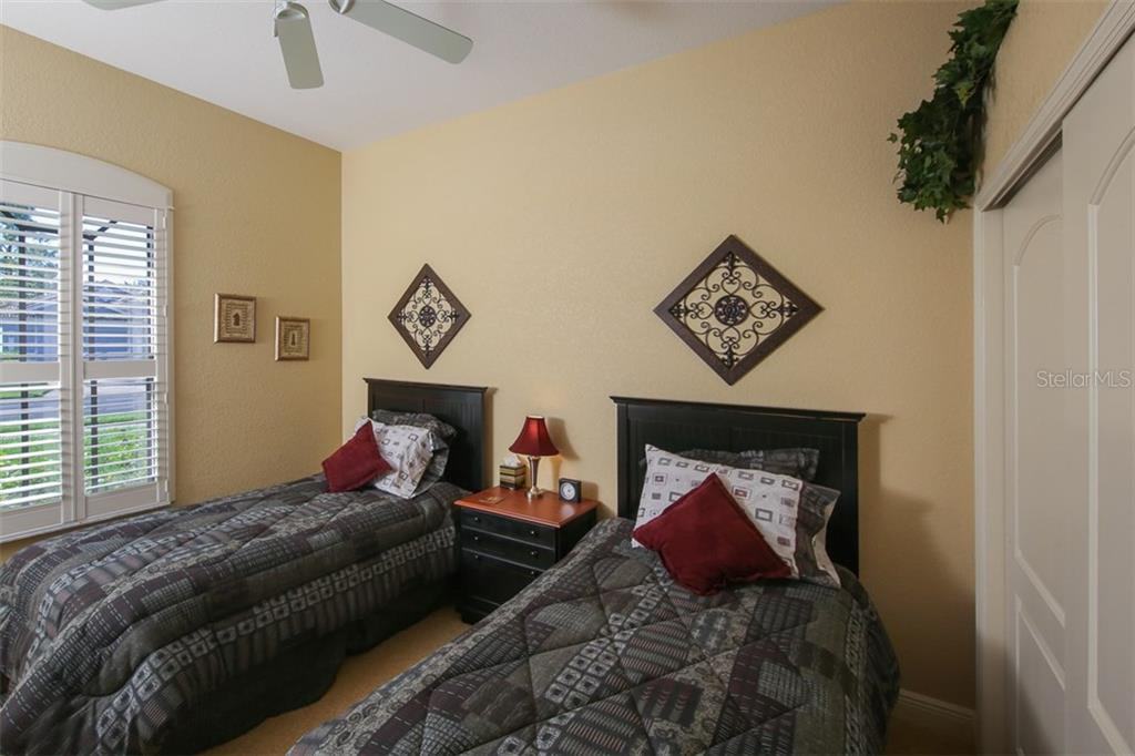 BEDROOM 2 - Single Family Home for sale at 2634 Royal Palm Dr, North Port, FL 34288 - MLS Number is D5920557