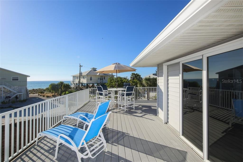 Open Deck - Single Family Home for sale at 60 S Gulf Blvd, Placida, FL 33946 - MLS Number is D5921772