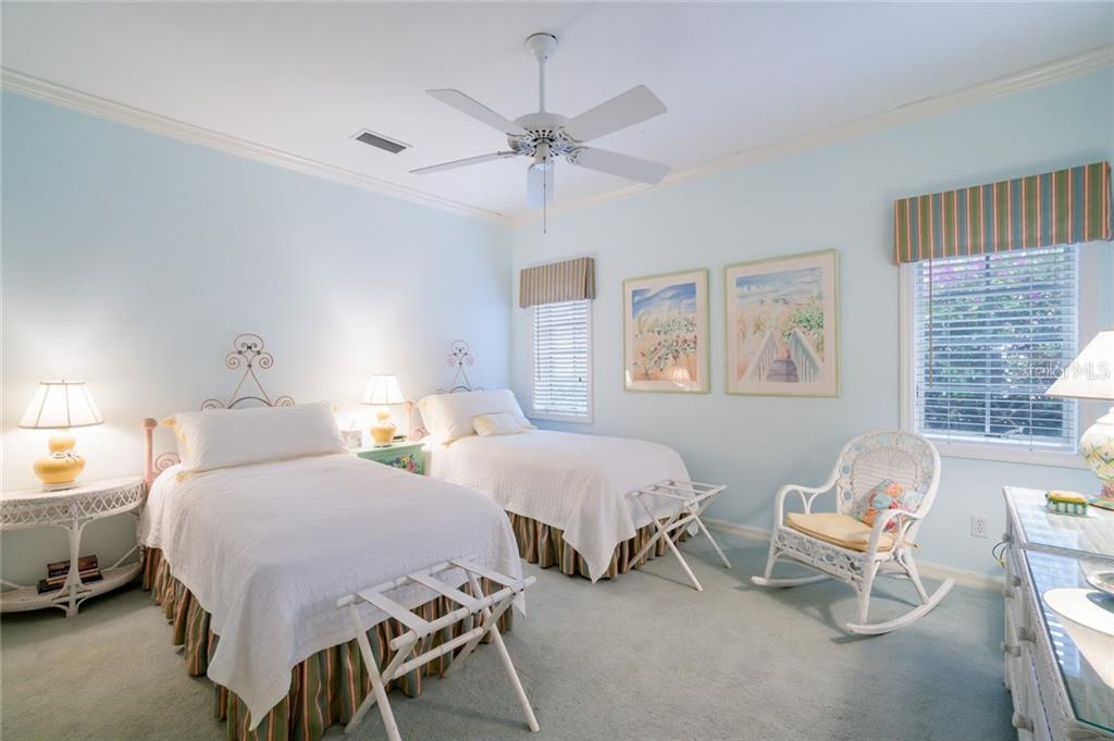 Guest bedroom - Single Family Home for sale at 801 Palm Ave, Boca Grande, FL 33921 - MLS Number is D5922399