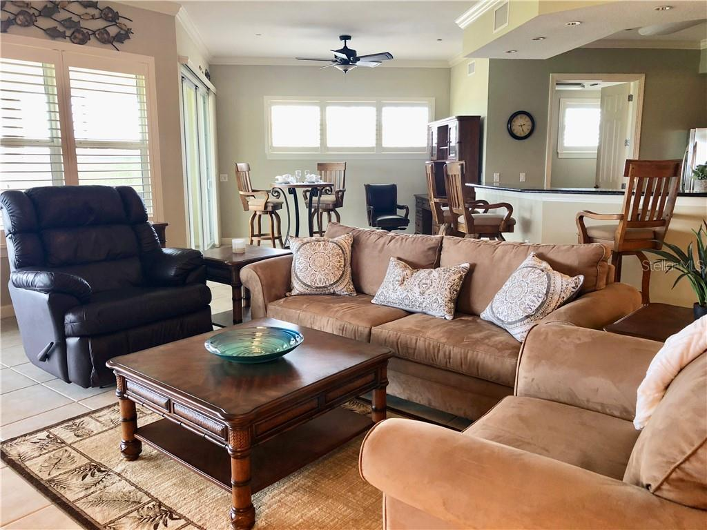 Room for the whole family or lots of friends! Your friends will want to come visit you in Florida! - Condo for sale at 8541 Amberjack Cir #402, Englewood, FL 34224 - MLS Number is D5923680