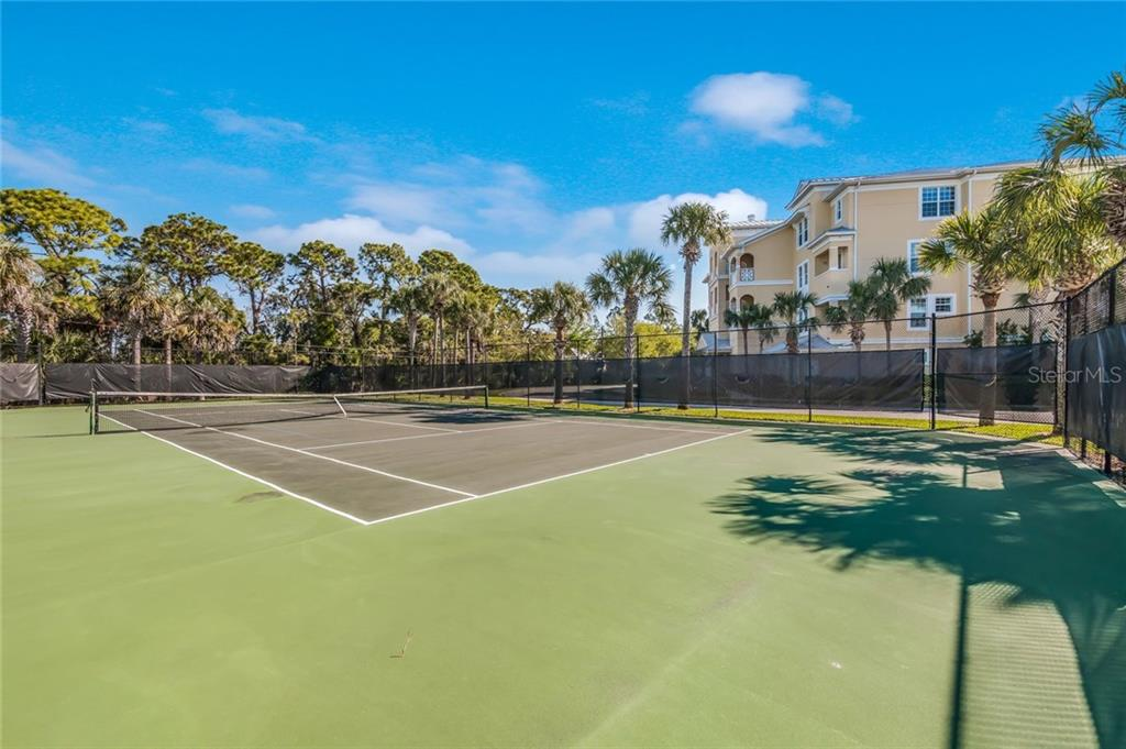 Tennis anyone? - Condo for sale at 8541 Amberjack Cir #402, Englewood, FL 34224 - MLS Number is D5923680