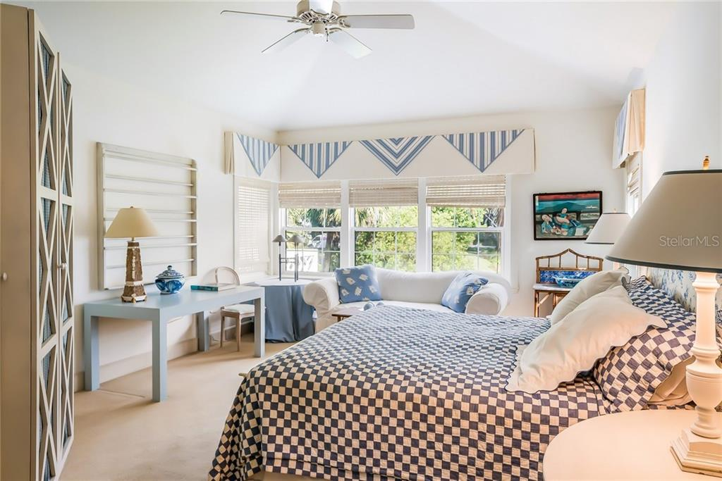 Master bedroom - Single Family Home for sale at 186 Carrick Bend Ln, Boca Grande, FL 33921 - MLS Number is D5923688