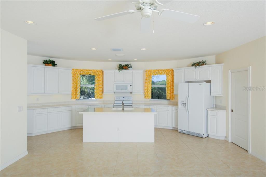 Open Concept Kitchen - Single Family Home for sale at 14241 River Beach Dr, Port Charlotte, FL 33953 - MLS Number is D5924121