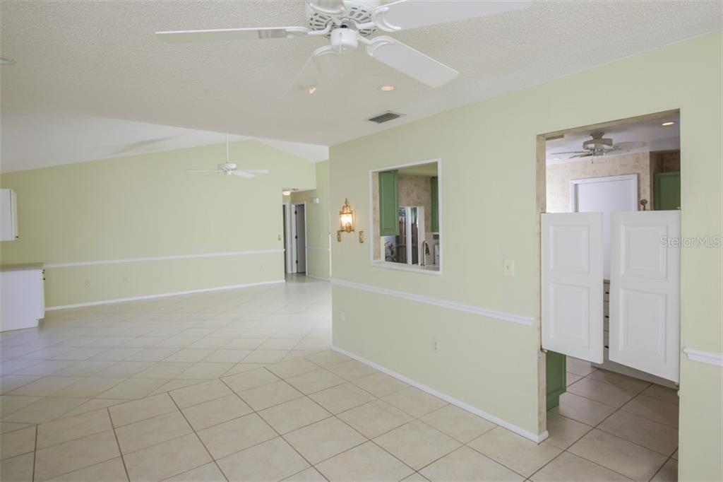 Huge open living space - Villa for sale at 610 Linden Dr #349, Englewood, FL 34223 - MLS Number is D6100823