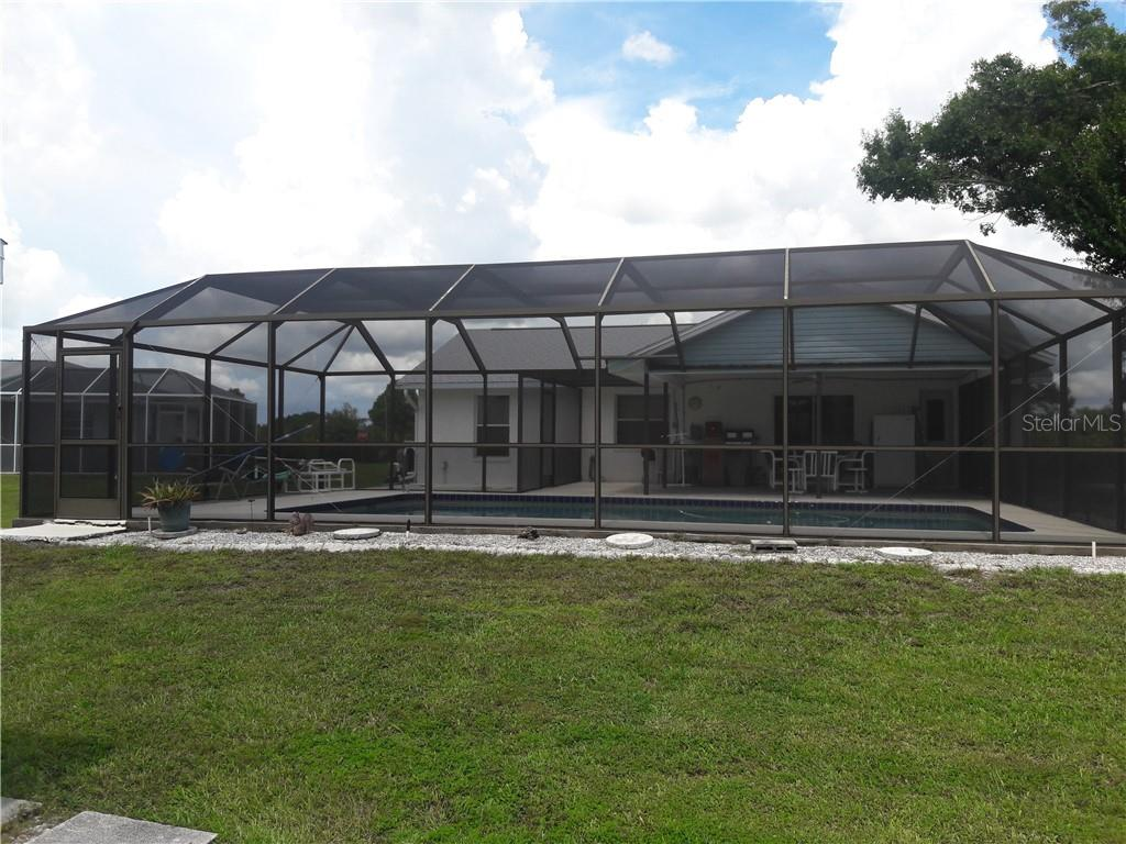 Per Owner Brand new screen enclosure and screens. - Single Family Home for sale at 10375 Baybriar Ave, Englewood, FL 34224 - MLS Number is D6102051