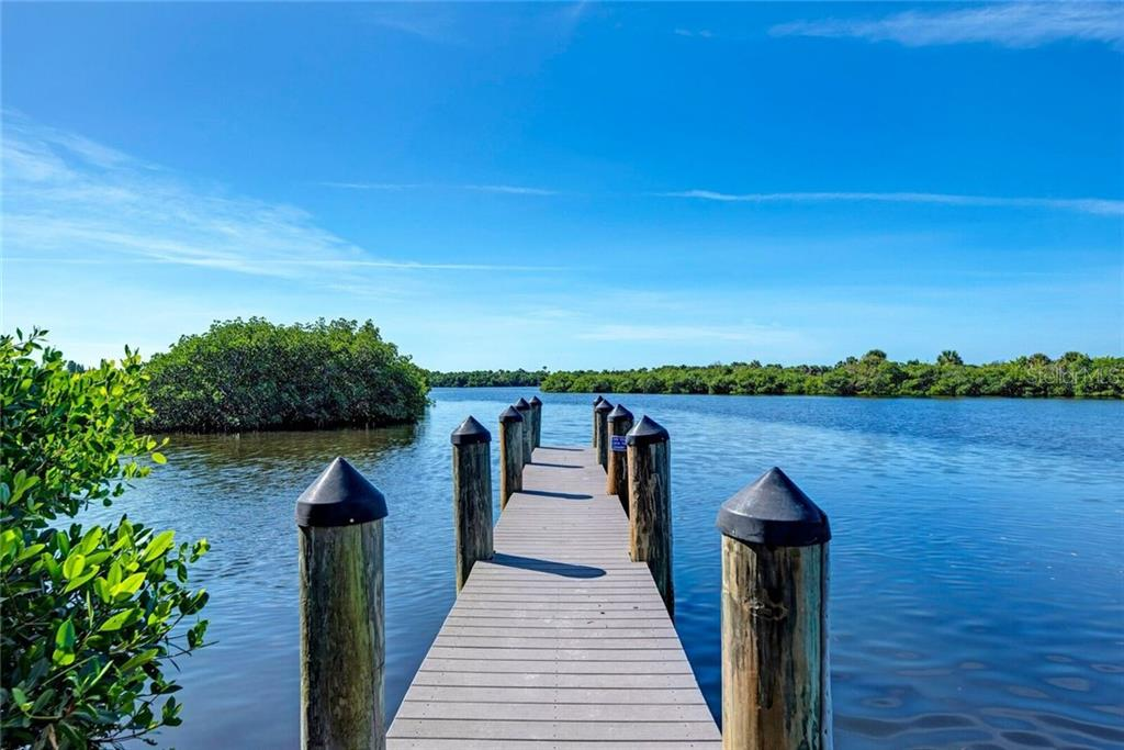 Boat launch. - Single Family Home for sale at 3723 Shamrock Dr, Venice, FL 34293 - MLS Number is D6102893