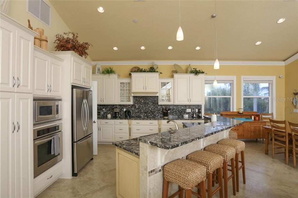 Kitchen - Single Family Home for sale at 290 Kettle Harbor Dr, Placida, FL 33946 - MLS Number is D6104705
