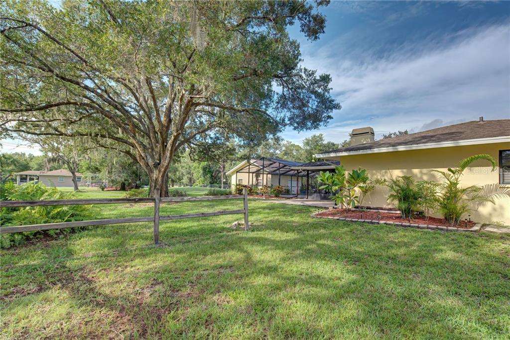 West Side Of House With Extended Drive For RV or Boat! - Single Family Home for sale at 6306 Goldfinch St, Sarasota, FL 34241 - MLS Number is D6107960