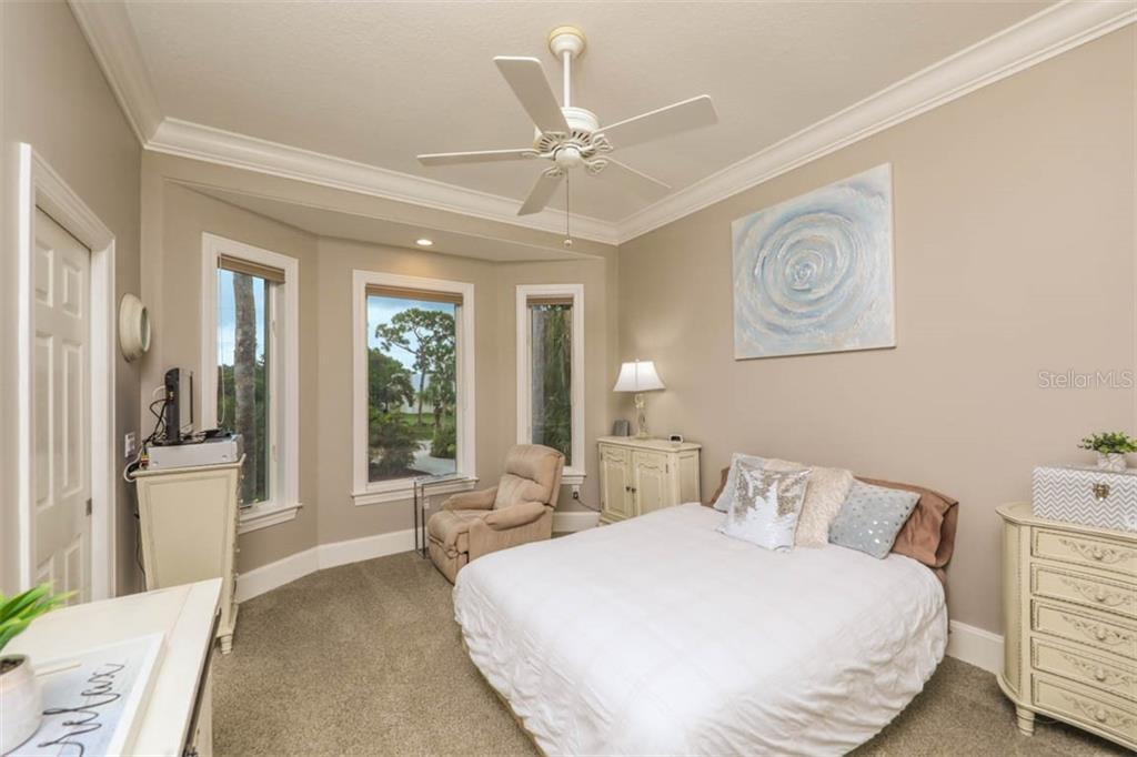 Second Bedroom - Single Family Home for sale at 1636 New Point Comfort Rd, Englewood, FL 34223 - MLS Number is D6108467
