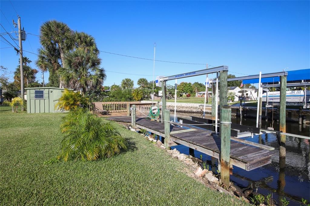 Plenty of parking - Single Family Home for sale at 1030 E 2nd St, Englewood, FL 34223 - MLS Number is D6110643