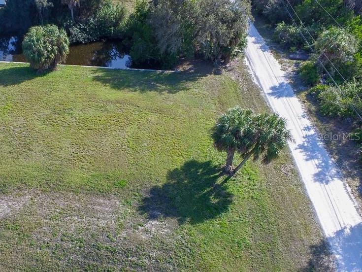 Waterfront Lot Located on the corner of View and Victory - Vacant Land for sale at 26361 View Dr, Punta Gorda, FL 33983 - MLS Number is D6110988