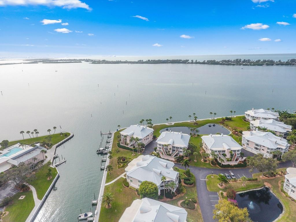 Waterviews in every direction - Condo for sale at 11000 Placida Rd #2501, Placida, FL 33946 - MLS Number is D6112229