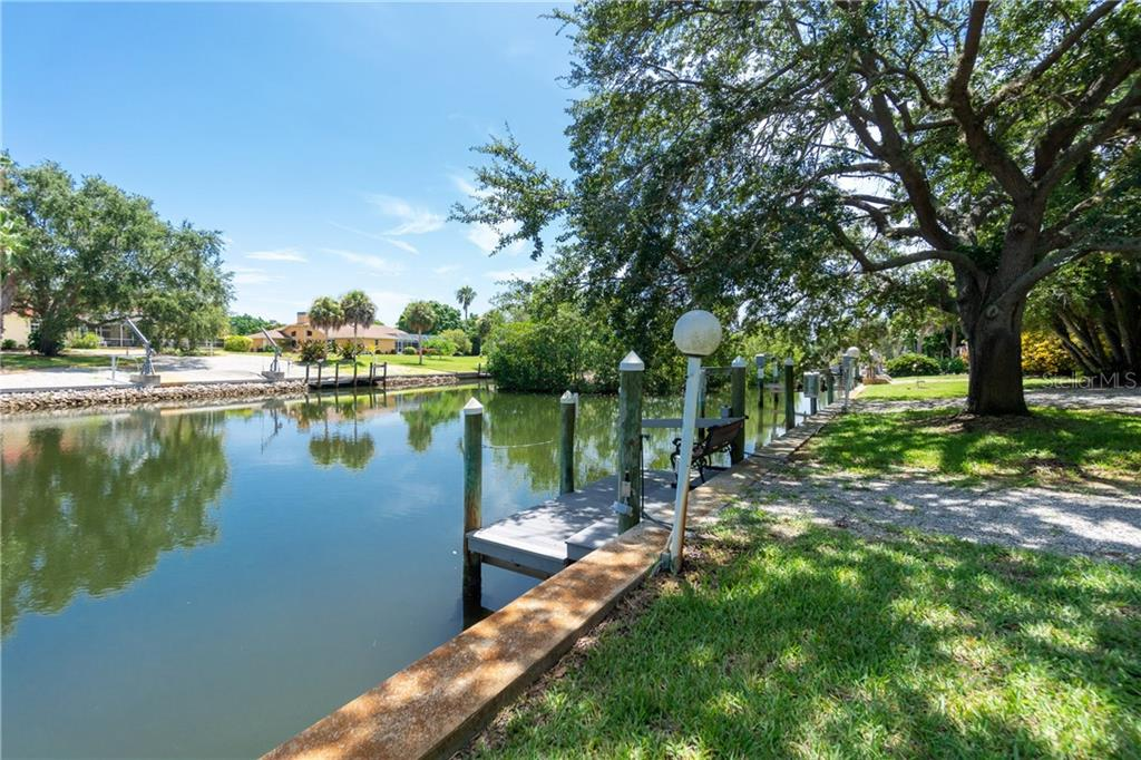 Small Trex dock - Single Family Home for sale at 280 Capstan Dr, Placida, FL 33946 - MLS Number is D6113118