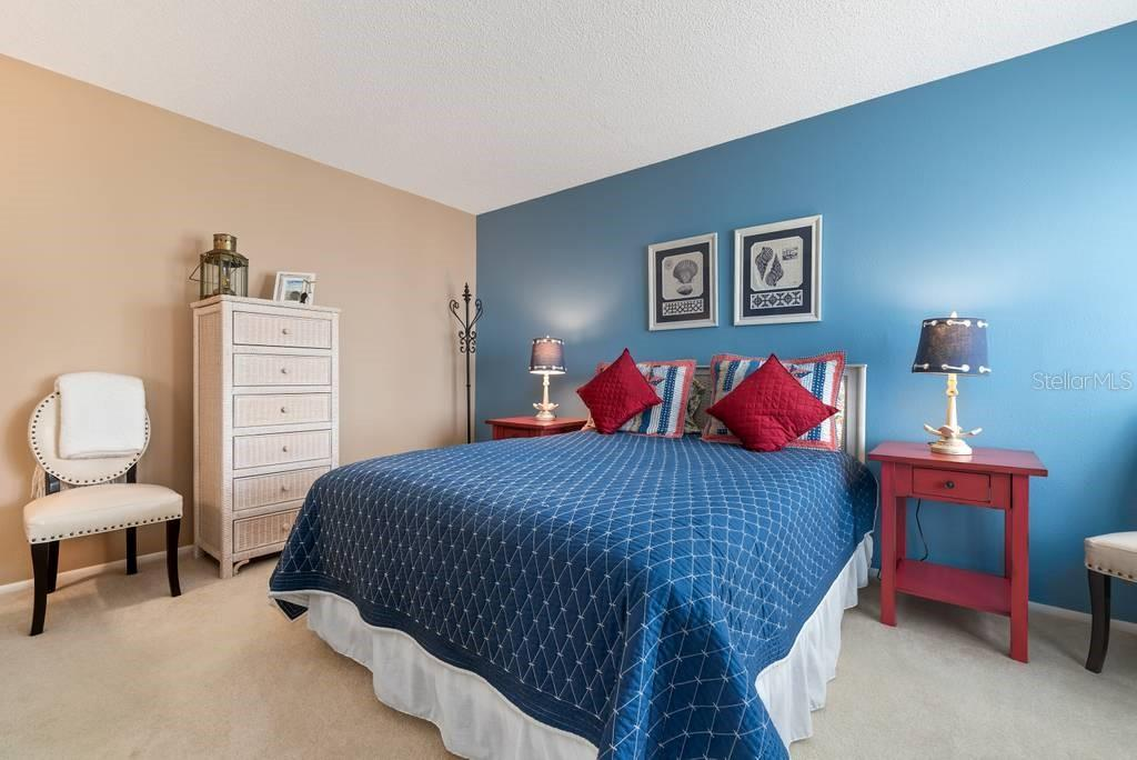 Master Bedroom (B412) - Condo for sale at 2950 N Beach Rd #B411-B412, Englewood, FL 34223 - MLS Number is D6113215
