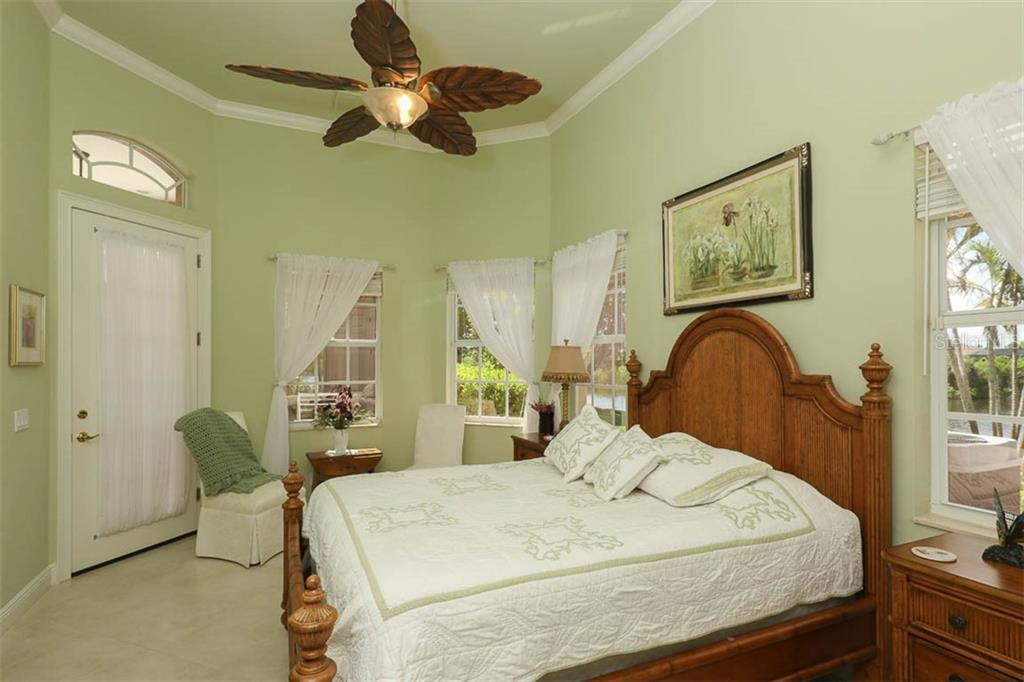 Second Bedroom - Single Family Home for sale at 9300 Hialeah Ter, Port Charlotte, FL 33981 - MLS Number is D6113597