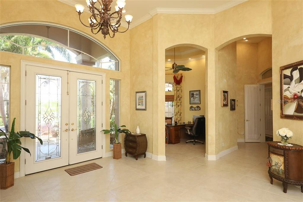 Grand Foyer - Single Family Home for sale at 9300 Hialeah Ter, Port Charlotte, FL 33981 - MLS Number is D6113597