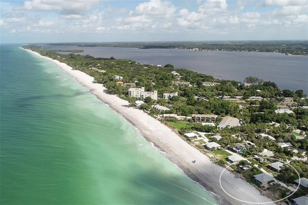 The Gulf + the Beach = Paradise!! - Single Family Home for sale at 4074 N Beach Rd #Ctg4, Englewood, FL 34223 - MLS Number is D6114111
