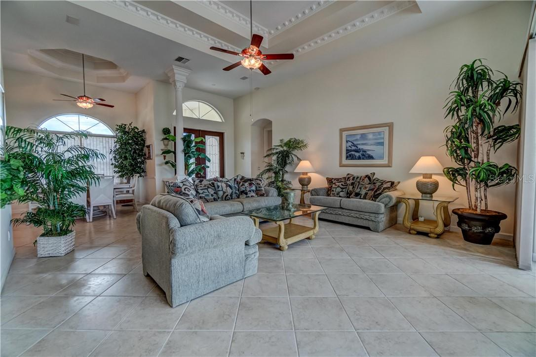 Certainly plenty of room to grow or entertain. Speaking of entertaining, how about we check out the kitchen? - Single Family Home for sale at 12307 S Access Rd, Port Charlotte, FL 33981 - MLS Number is D6117140