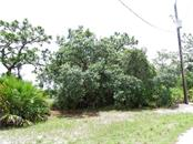 Telephone poles in place, Semi cleared lot at 3 Sabot Ct, Placida FL 33946.  Lot is 10,593 sq. ft, dimensions are 46x90x167x168.  Water frontage is 167 ft. - Vacant Land for sale at 3 Sabot Ct, Placida, FL 33946 - MLS Number is D5918855