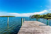 Boat dock overlooking Gasparilla Sound - Vacant Land for sale at 5040 Grouper Hole Ct, Boca Grande, FL 33921 - MLS Number is D6104626