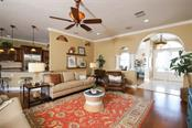 Living Room - Single Family Home for sale at 15052 Aquarius Cir, Port Charlotte, FL 33981 - MLS Number is D6108637