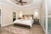 Master Bedroom Suite with custom built closet - Single Family Home for sale at 130 Jade St, Rotonda West, FL 33947 - MLS Number is D6108653
