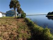 Amazing view of river from backyard. - Vacant Land for sale at 2400 Vance Ter, Port Charlotte, FL 33981 - MLS Number is D6109360