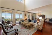 Living room with excellent views - Single Family Home for sale at 561 Buttonwood Bay Dr, Boca Grande, FL 33921 - MLS Number is D6114322