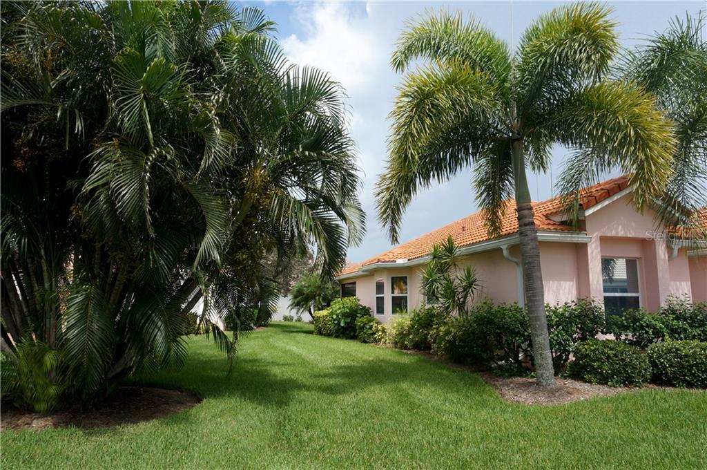 The Yard - Single Family Home for sale at 112 Big Pine Ln, Punta Gorda, FL 33955 - MLS Number is C7228044