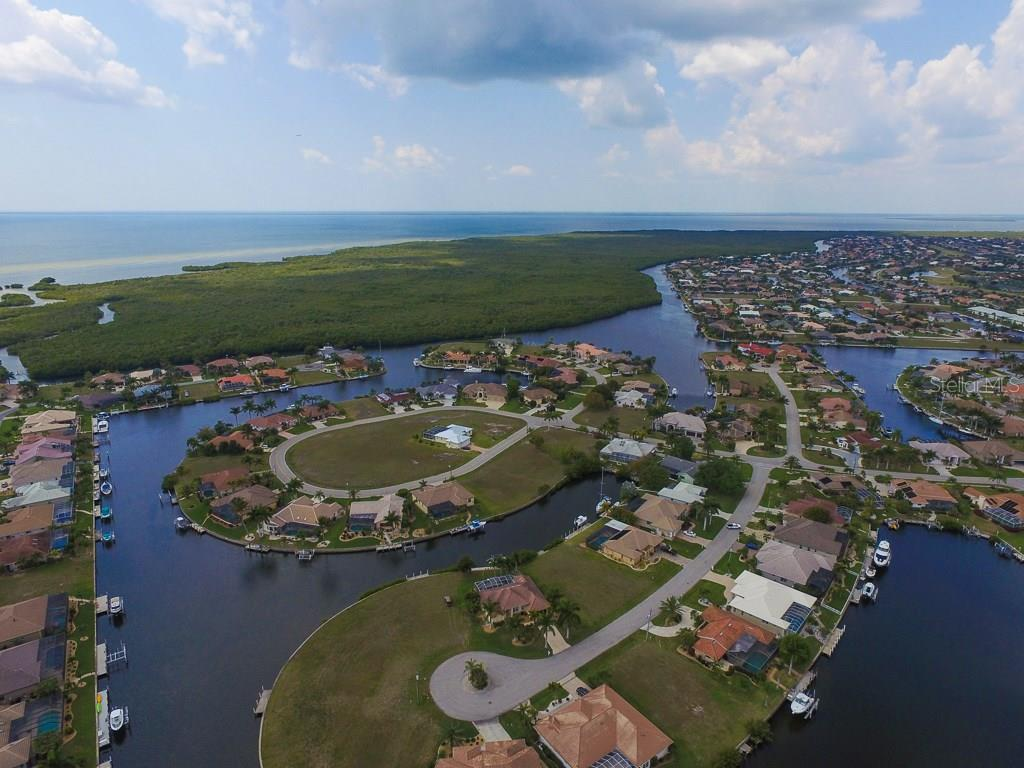 Amazing waterfront location - Vacant Land for sale at 4027 Turtle Dove Cir, Punta Gorda, FL 33950 - MLS Number is C7237554