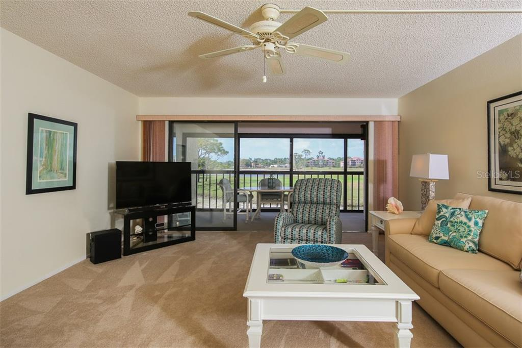 Living room - Condo for sale at 5050 Marianne Key Rd #4b, Punta Gorda, FL 33955 - MLS Number is C7239311