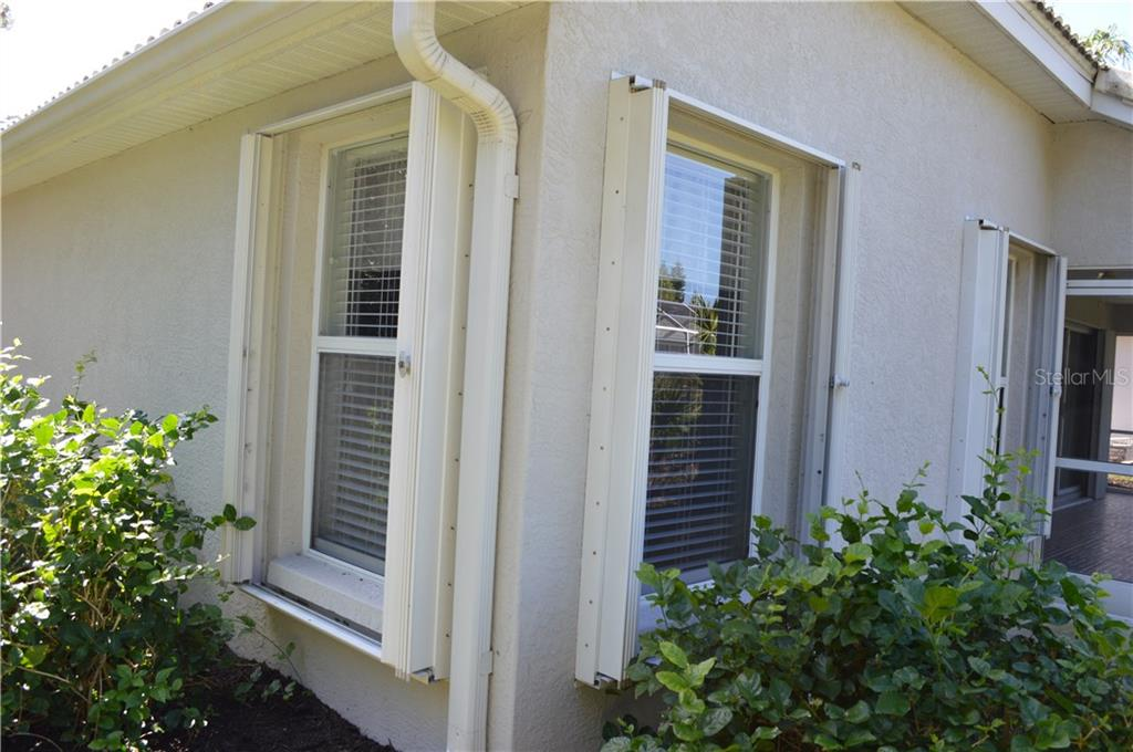 ***Accordion Shutters On Exterior Windows*** - Single Family Home for sale at 501 Islamorada Blvd, Punta Gorda, FL 33955 - MLS Number is C7248962