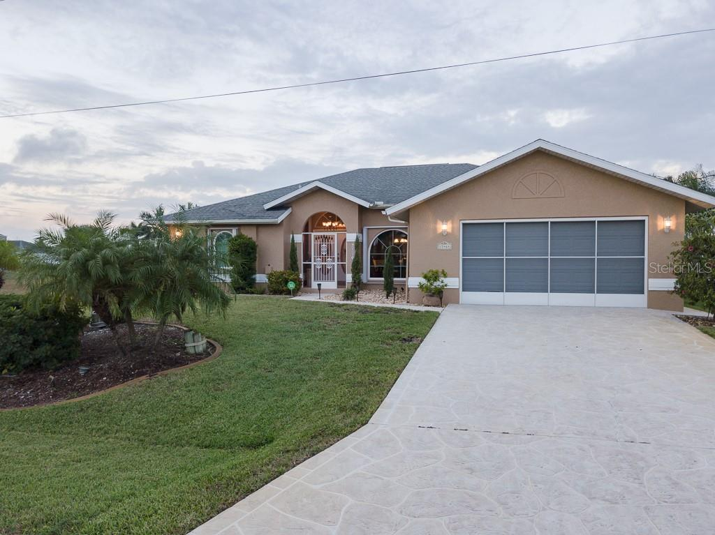 Welcome Home!! - Single Family Home for sale at 15464 Avery Rd, Port Charlotte, FL 33981 - MLS Number is C7401914