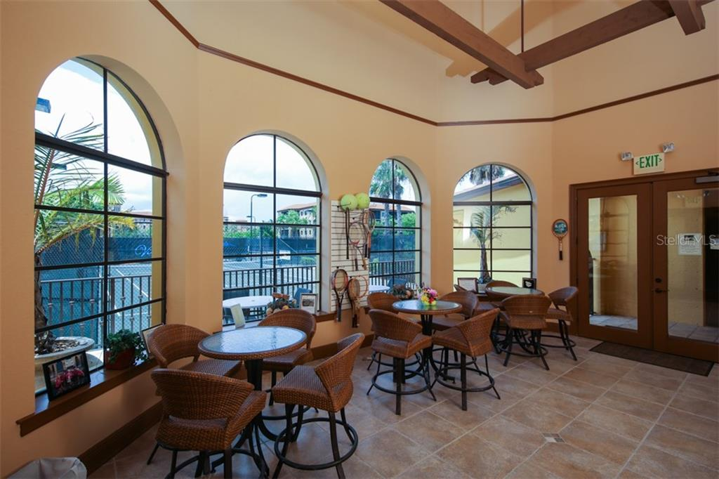 Tennis club gathering room - Condo for sale at 95 Vivante Blvd #303, Punta Gorda, FL 33950 - MLS Number is C7402746