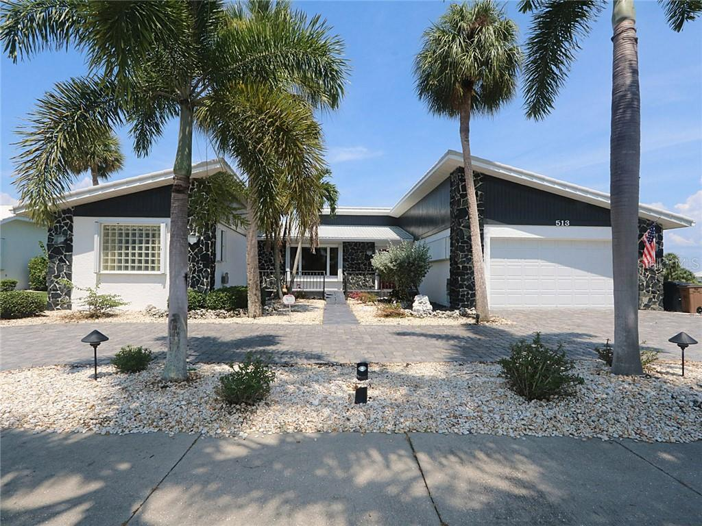 Single Family Home for sale at 513 Monaco Dr, Punta Gorda, FL 33950 - MLS Number is C7403069