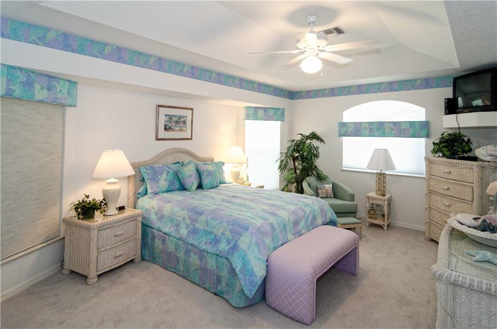 Guest bedroom 3 is 20 x 13!  Plenty of room for your family and friends! - Single Family Home for sale at 9199 Key West St, Port Charlotte, FL 33981 - MLS Number is C7403206