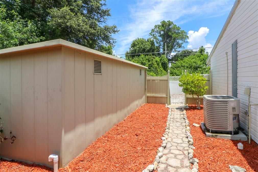 large shed to left - Single Family Home for sale at 3262 Great Neck St, Port Charlotte, FL 33952 - MLS Number is C7403390