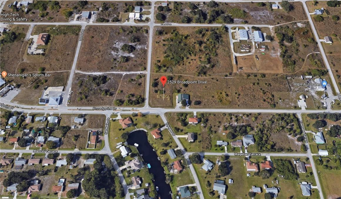 Vacant Land for sale at 2529 Broadpoint Dr, Punta Gorda, FL 33983 - MLS Number is C7406242