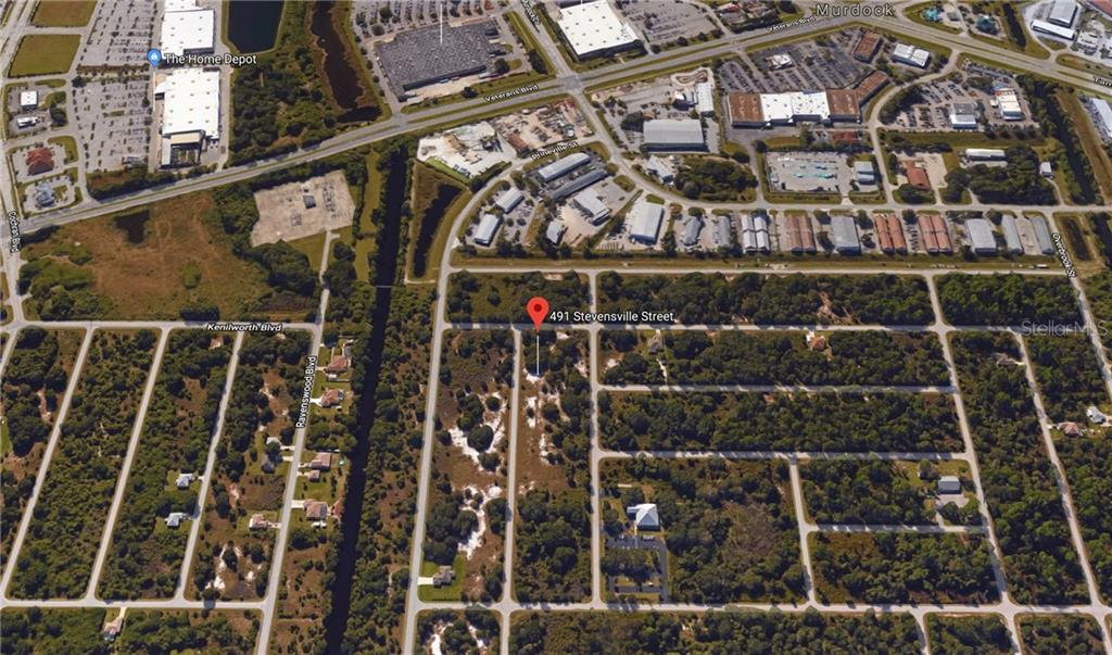 Vacant Land for sale at 491 Stevensville St, Port Charlotte, FL 33954 - MLS Number is C7407621
