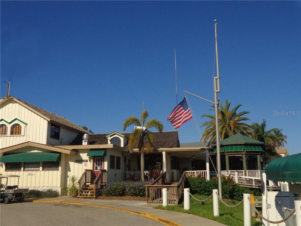Harbor Master office which is situated on the south marina basin and is command central for 525 wet slips in addition to inside/outside rack storage. - Villa for sale at 3181 Matecumbe Key Rd #6, Punta Gorda, FL 33955 - MLS Number is C7409111