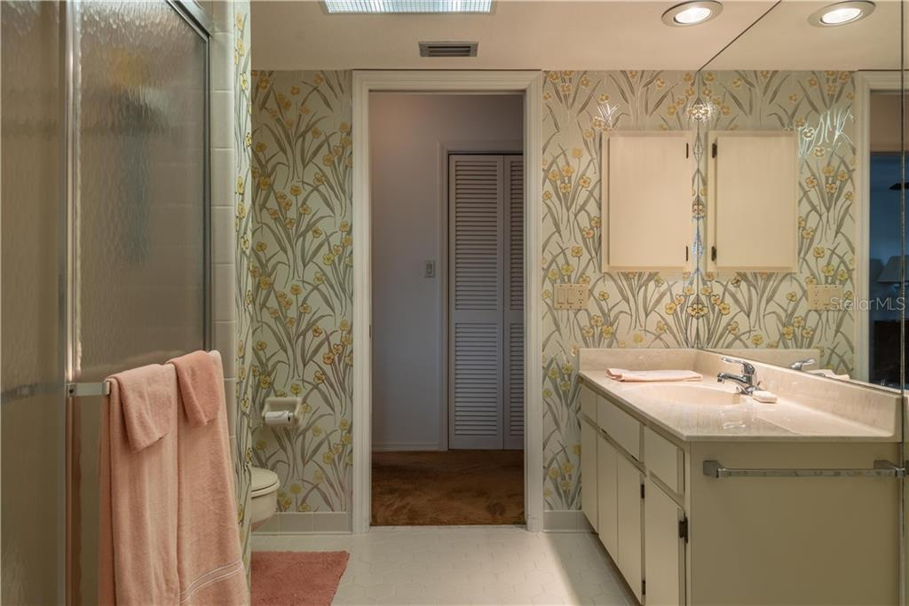 Guest Bathroom in the Guest Wing! - Single Family Home for sale at 2600 Via Veneto Dr, Punta Gorda, FL 33950 - MLS Number is C7409441