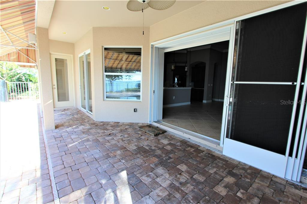 Lanai - Single Family Home for sale at 2823 Mill Creek Rd, Port Charlotte, FL 33953 - MLS Number is C7409892