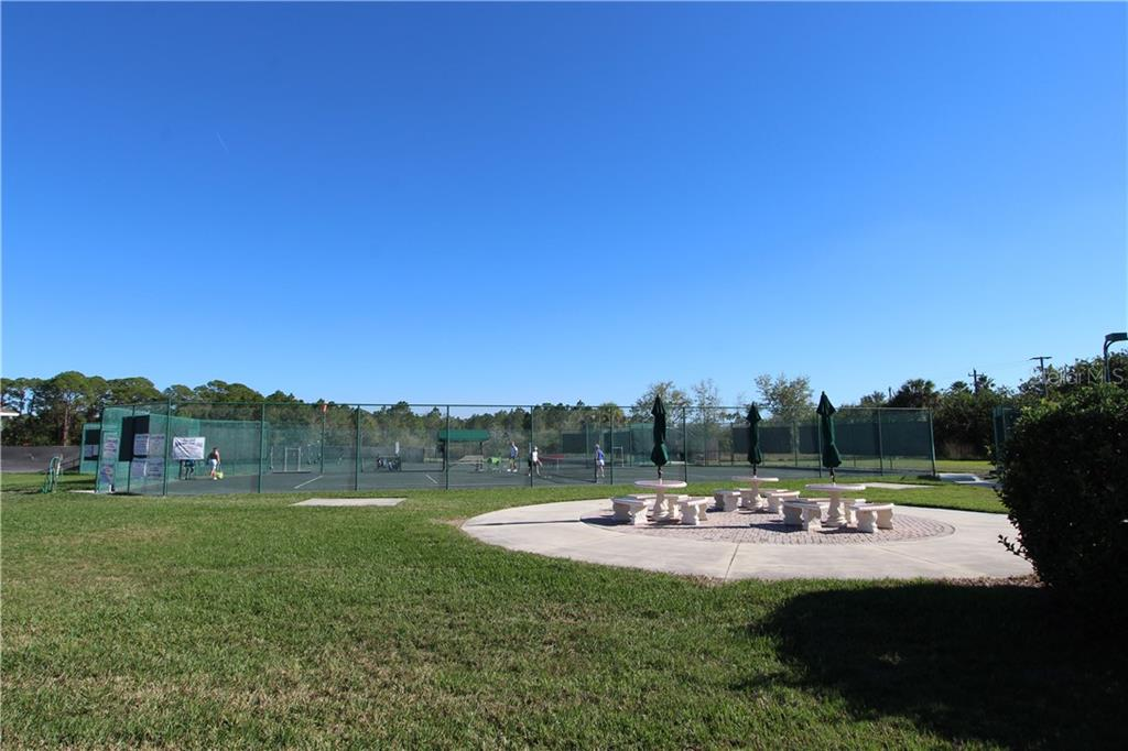 Tennis Courts - Single Family Home for sale at 2823 Mill Creek Rd, Port Charlotte, FL 33953 - MLS Number is C7409892