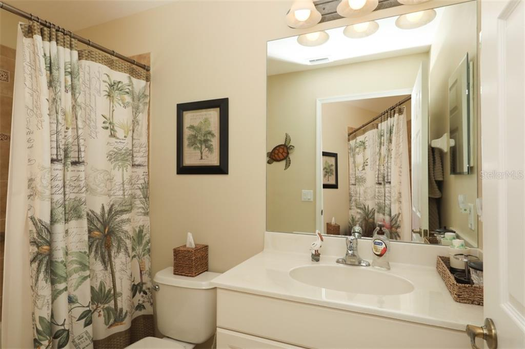 Guest Bathroom - Condo for sale at 4643 Club Dr #102, Port Charlotte, FL 33953 - MLS Number is C7413207
