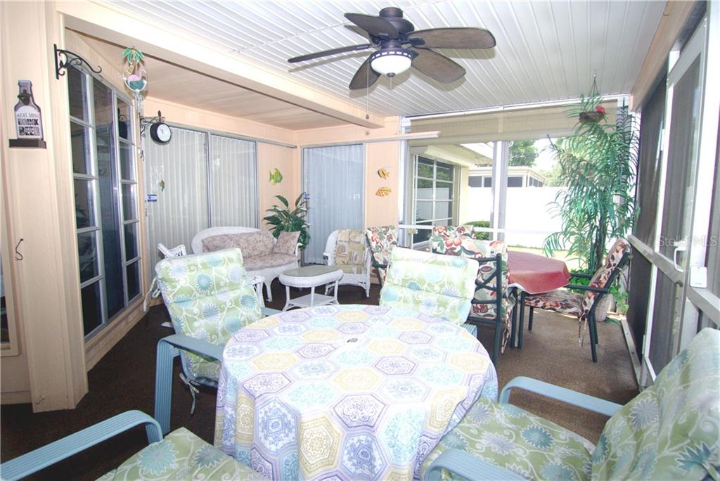 Lanai - Single Family Home for sale at 2195 Abscott St, Port Charlotte, FL 33952 - MLS Number is C7414291