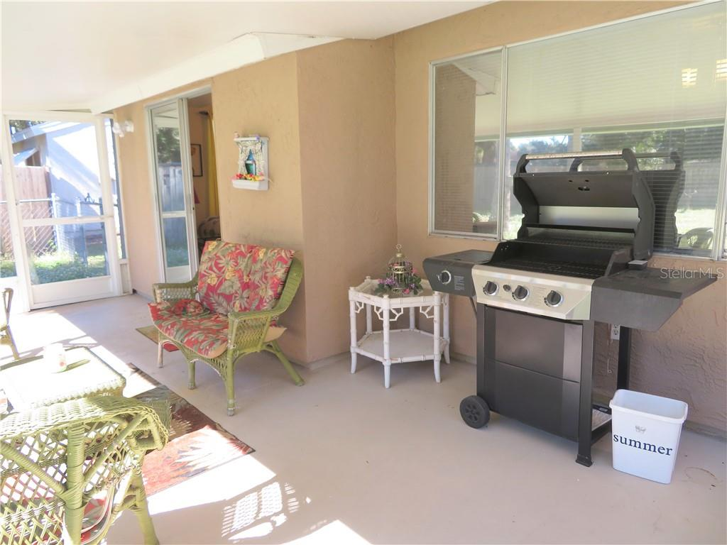 Spacious Lanai - Single Family Home for sale at 4275 Tollefson Ave, North Port, FL 34287 - MLS Number is C7416188
