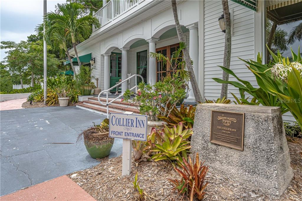 The Collier Inn - Single Family Home for sale at 124 Useppa Is, Captiva, FL 33924 - MLS Number is C7419408